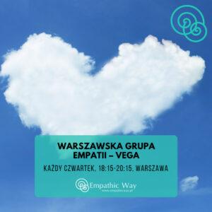 Empathic Way Warszawska Grupa Empatii Vega empatyczne słuchanie NVC Porozumienie bez Przemocy