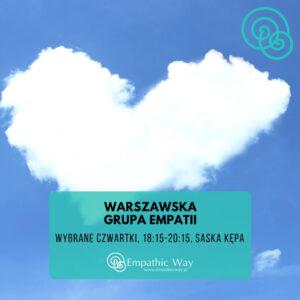 Empathic Way Warszawska Grupa Empatii Saska Kępa empatyczne słuchanie NVC Porozumienie bez Przemocy