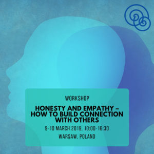Honesty and empathy – how to build connection with others Empathic Way Europe