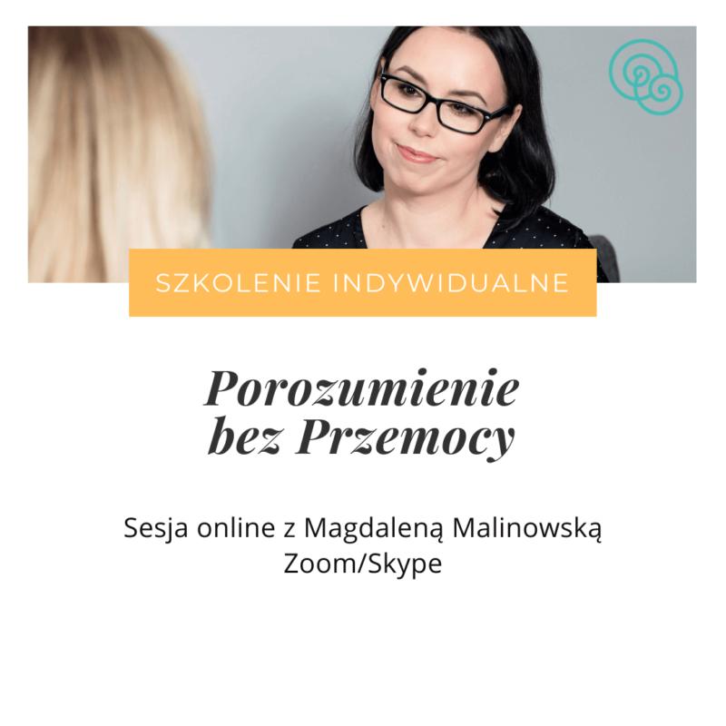 Porozumienie bez Przemocy sesja indywidualna NVC Empathic Way Magdalena Malinowska