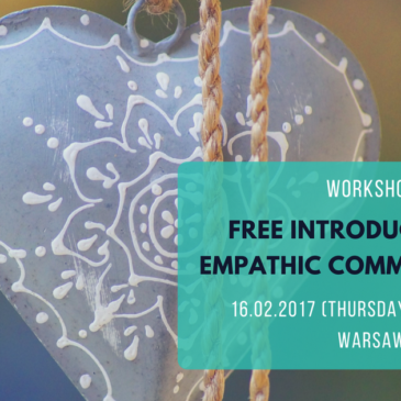 Free introduction to empathic communication