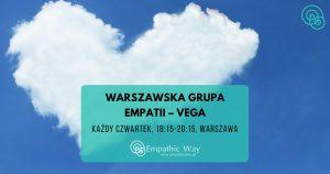 Warszawska Grupa Empatii Porozumienie bez Przemocy Warszawa NVC Magdalena Malinowska