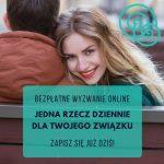Bezpłatne Wyzwanie online Jedna rzecz dziennie dla Twojego związku Empathic Way