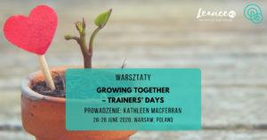 Growing together – Kathleen Macferran