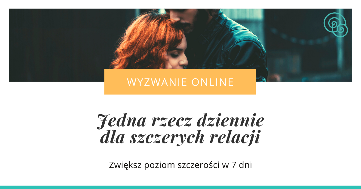 Wyzwanie online Jedna rzecz dziennie dla szczerych relacji Empathic Way Magdalena Malinowska NVC Porozumienie bez Przemocy